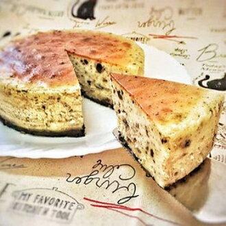 【儀娘甜點廚房】OREO 重乳酪蛋糕 6吋