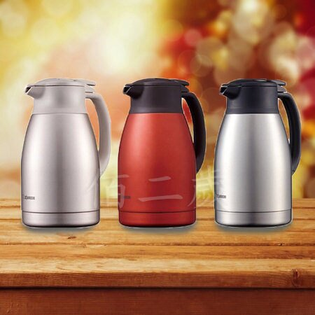免運費 象印*1.5L*桌上型不鏽鋼保溫瓶/保溫壺/保溫罐 SH-HA15(銀)