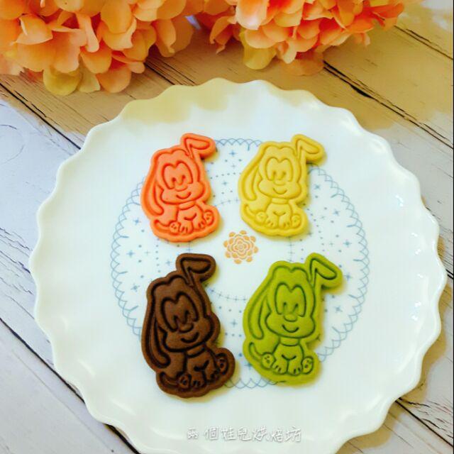 布魯托手工餅乾 狗狗造型手工餅乾 迪士尼 婚禮小物 派對點心 生日禮物