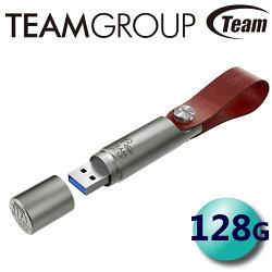 Team 十銓 128G 128GB T171 USB3.1 隨身碟 泰坦碟 紀念版 不銹鋼金屬
