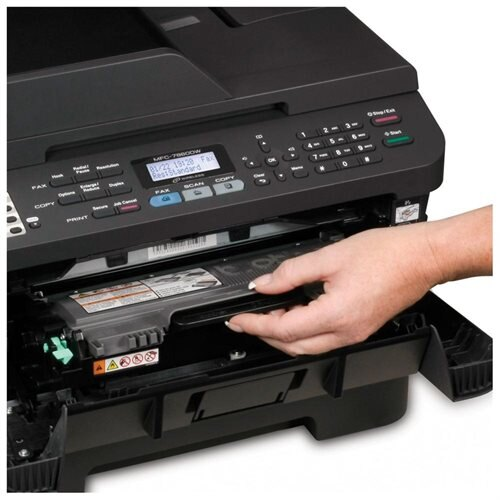 Refurbished Brother MFC-7860DW Laser Based Compact All-in-One Printer with Wireless Networking and Duplex Printing 3