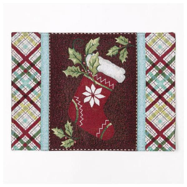 聖誕午餐墊 聖誕襪 H 18 NITORI宜得利家居 1