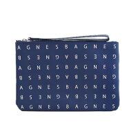 agnès b.T恤推薦到agnes b. LOGO標誌PU手拿包(現貨+預購)就在菲尼斯推薦agnès b.T恤