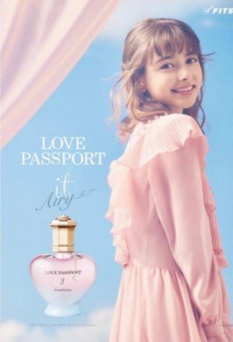 Love Passport 氧氣 女孩 女性淡香精 40ml 公司貨◐香水綁馬尾◐