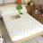 保潔墊雙人平鋪式3件組(含枕套) 日本DNW防螨技術、可機洗、細緻棉柔 5x6.2尺加厚鋪棉 #寢國寢城 #防螨 2