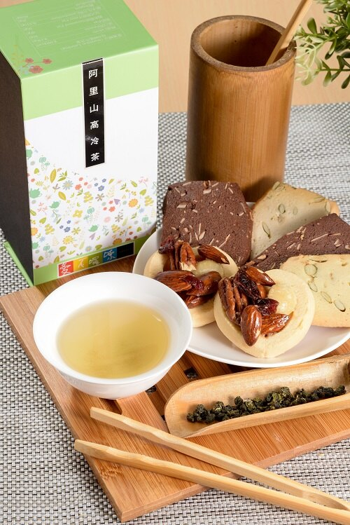 【愛不囉嗦】愛戀午茶綜合禮盒(蛋奶素)