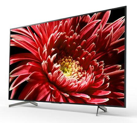 【滿額結帳折$300】】109/2/9前贈隨身旅行組+線上影音3個月 SONY 55型 4K HDR液晶電視 KD-55X8500G 日本原裝進口