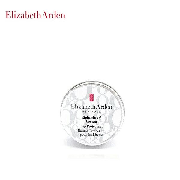 雅頓 Elizabeth Arden 8小時/八小時潤澤護唇膏12.6g (透明色/鐵罐)《Umeme》