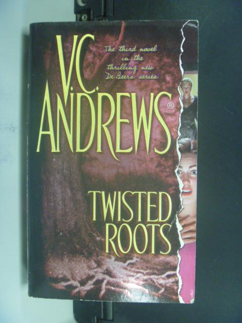 【書寶二手書T8/原文小說_KOM】Twisted Roots_V.C. Andrews