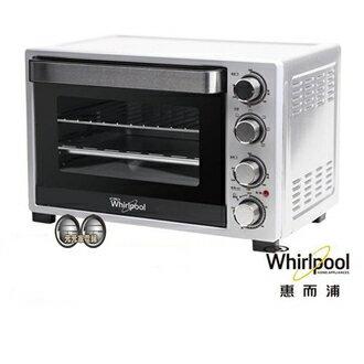 昇汶家電批發:Whirlpool 惠而浦 32L機械烤箱 WTO320DB