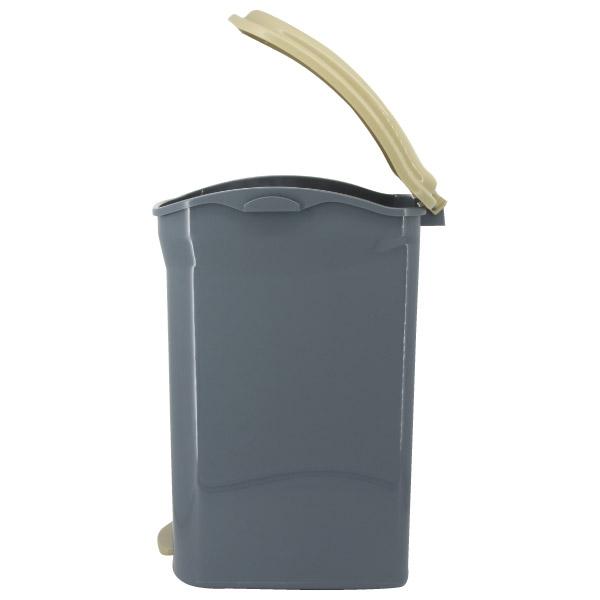 抗菌腳踏垃圾桶 30L E-1243 NITORI宜得利家居 3