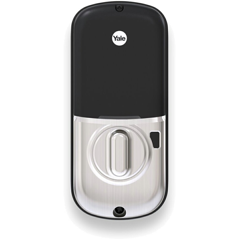 Yale Locks Assure Lock Touchscreen with Z-Wave in Satin Nickel (YRD226)