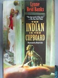 【書寶二手書T1/原文小說_ODC】The Indian in the Cupboard