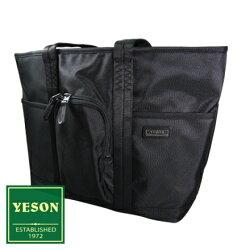 【加賀皮件】『Yeson永生』本地MIT/超大容量/厚實布料/收納袋/購物袋/旅行袋-759