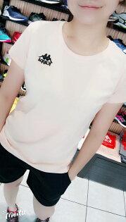 【登瑞體育】KAPPA女款休閒短袖上衣_303NKV0W24