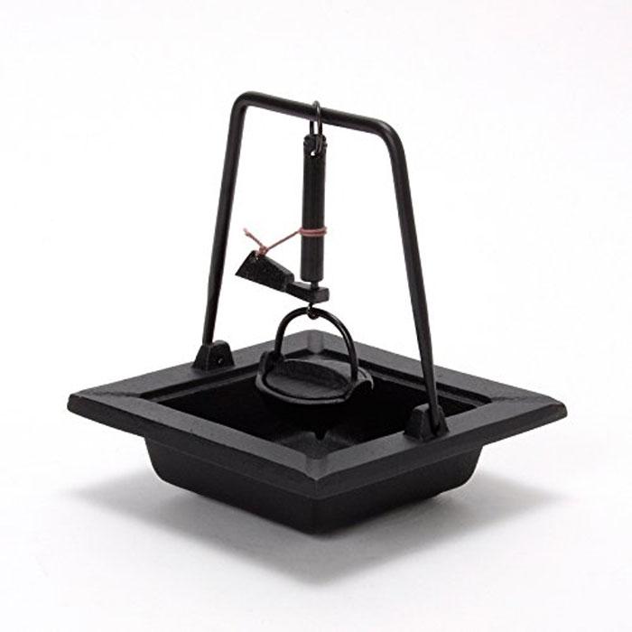 【南部鐵器】鳳文堂 自在菸灰缸組(小) / 煙灰缸 日本製 送禮 精每盒裝 24期0利率 免運