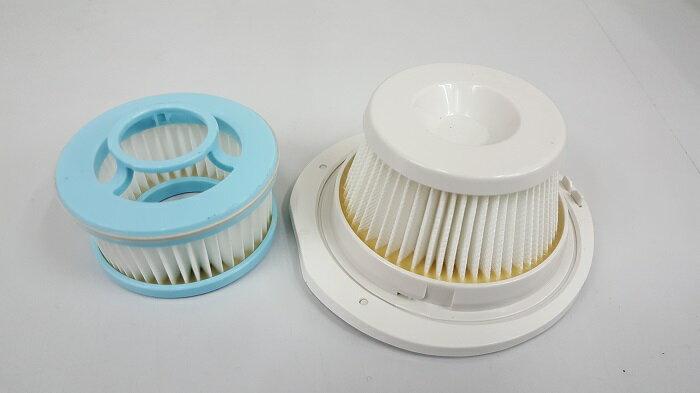 PHILIPS飛利浦吸塵器專用濾網(前濾網*1+後濾網*1)~適用機型FC6132/FC6130~可代購吸頭.其他配件