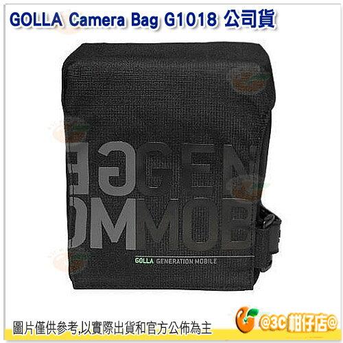 芬蘭時尚 GOLLA G1018 相機包 公司貨 攝影包 活力黑 GF1 GF2 EP1 EP2 EPL1 EPL2 NEX-3 NEX-5 NX100 NX10 P7000 XS30