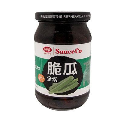 味榮 展康 脆瓜380g 特價$49 全素 不含防腐劑 國際食品驗證
