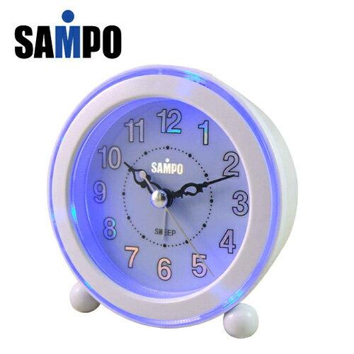 SAMPO 聲寶 圓形音樂鬧鐘 PY-Z1108ML
