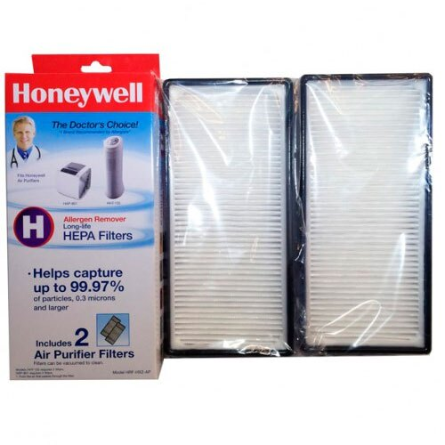 Honeywell HAP-801APTW True HEPA濾心HRF-HX2-AP(2入)