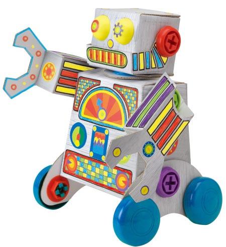 【奇買親子購物網】美國ALEX 小小工程師(小汽車/機器人)