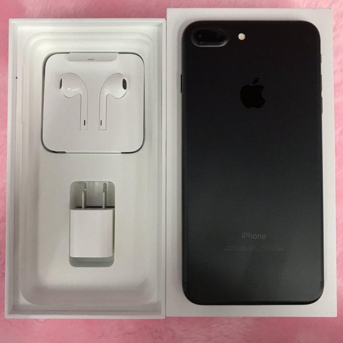 【Teng Yu 騰宇】建工門市福利機※ 9.5成新 APPLE IPHONE 7 Plus 5.5吋 黑色 128G (門市機下標前請先詢問是否有現貨)