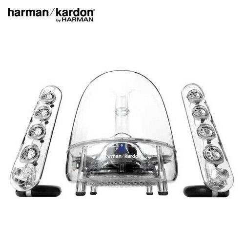 HarmanKardonSoundSticksWireless2.1水母藍芽喇叭【三井3C】