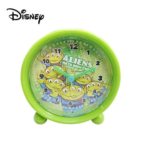 【日本正版】三眼怪 鬧鐘 造型鐘 指針時鐘 玩具總動員 迪士尼 Disney - 739899