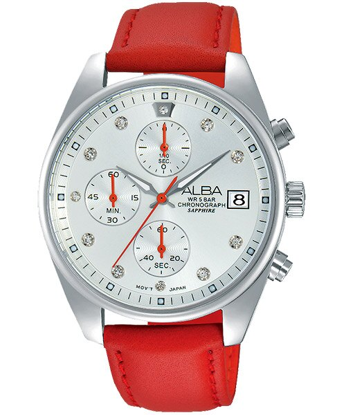 ALBA VD57-X060J(AM3253X1)聖誕東京時尚腕錶/白面37mm