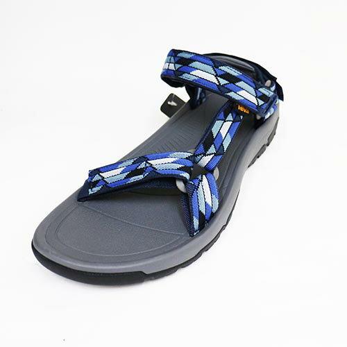 TEVAHURRICAN織帶男鞋魔鬼氈涼鞋TV1019234KBML幾合藍[陽光樂活]