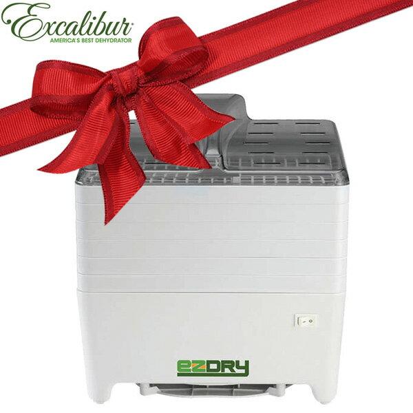 【滿額贈品】Excalibur簡易型六層直風式乾果機白EPD60W(只送不賣)