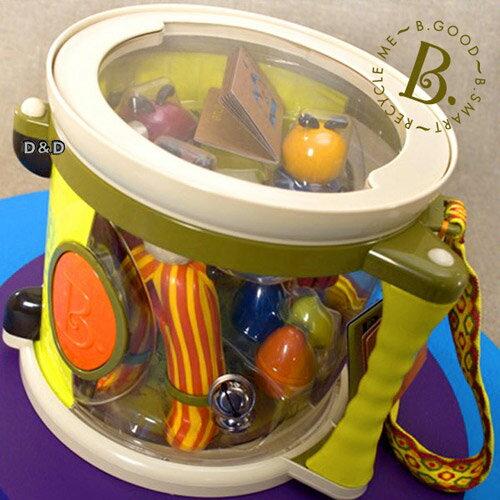 『121婦嬰用品館』B.toys 砰砰砰打擊樂團 4