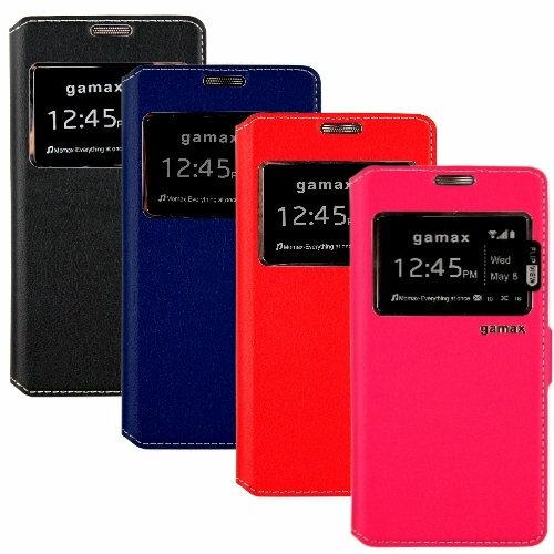 視窗款側掀皮套 ASUS Zenfone 2 (ZE550ML) 5.5吋