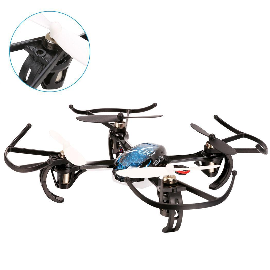 New 4 Channels 6 Axis Gyro Headless Mode 360 eversion Mini Drone RC Quadcopter 3