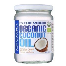 KOH COCONUT 100%有機冷壓初榨椰子油500ml