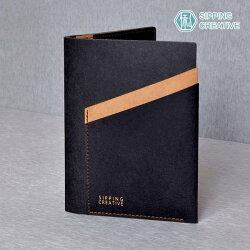 【新風尚潮流】 俬品創意 設計款紙革護照夾 SIPPING-PH