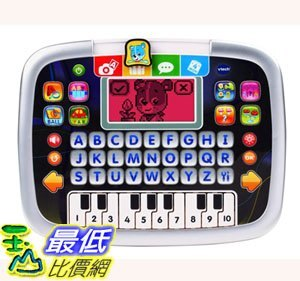 [7美國直購] VTech Little Apps Tablet, Black (Frustration Free Packaging) B071CFSPZ2