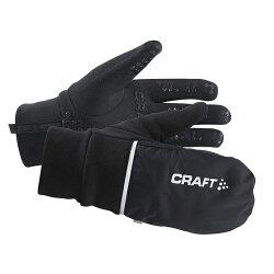 瑞典 Craft 2 IN1防風保暖手套 可控螢幕 [黑] HYBRID WEATHER GLOVE  防潑水止滑