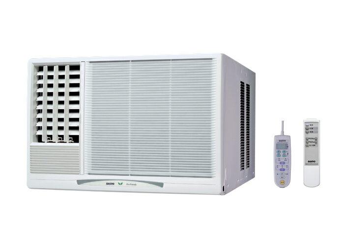 【SANLUX 三洋】單冷窗型冷氣SA-L71A 左吹/SA-R71A 右吹