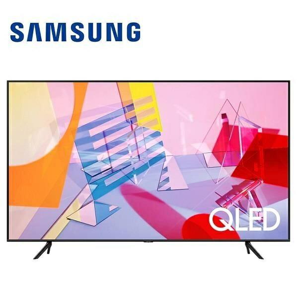 (贈微波爐)SAMSUNG三星 55型QLED 4K量子電視QA55Q60TAWXZW - 限時優惠好康折扣
