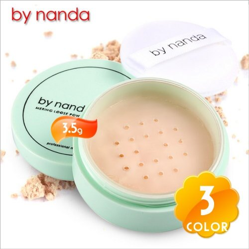 完妝蜜粉餅-3.5g(外出補妝型)3色 [53217]