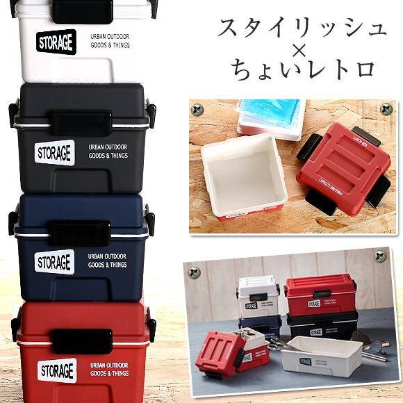 日本製/日本 STORAGE/方形便當盒/男子便當盒/可微波/可洗碗機/550ml/shw-2001 共四色-日本必買(2484*0.4)|件件含運|日本樂天熱銷Top|日本空運直送|日本樂天代購