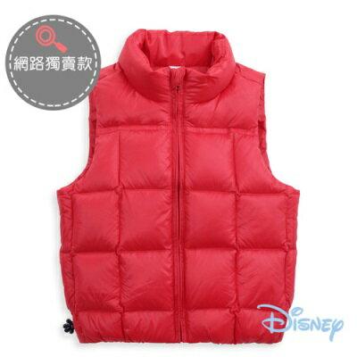 Disney 繽紛暖暖立領輕羽絨背心