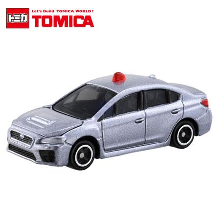 日貨 TOMICA No.02 SUBARU S4 UNMARKED POLICE CAR 速霸陸 真車系列 汽車模型 多美小汽車 【N500025】
