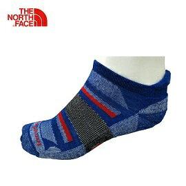 [ THE NORTH FACE ] 中性 SMARTWOOL短筒厚暖登山健行襪 藍 / 公司貨 NF0A3CNNZMX