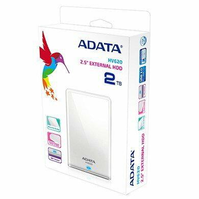 【新風尚潮流】 威剛 2T 2TB HV620 外接式行動硬碟 華麗外放 專業內藏 AHV620-2TU3-CWH