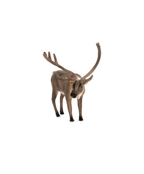 【淘氣寶寶】 美國 B.Toys 感統玩具 Terra 北美洲動物-馴鹿