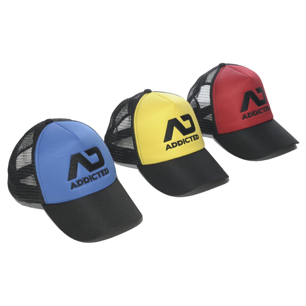 《預購》★2016春夏★ ADDICTED 戀物式棒球帽 ADDICTED AD385 FETISH CAP