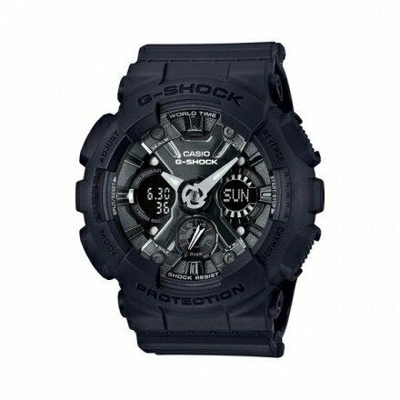 G-SHOCKSGMA-S120MF-1A潮流炫彩腕錶神秘黑GMA-S120MF-1ADR熱賣中!【迪特軍】